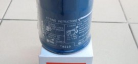 Фильтр масляный (MAHLE) Honda Accord (2008-2013)