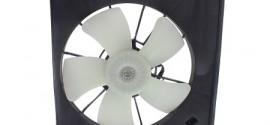Диффузор вентилятора радиатора левый Honda Accord (2008-2013)