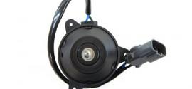 Мотор вентилятора радиатора охлаждения Honda HR-V (1998-2005)