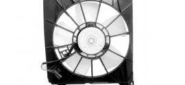 Диффузор вентилятора радиатора правый Honda Accord (2008-2013)