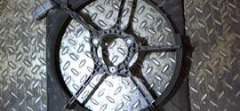 Диффузор вентилятора радиатора кондиционера Honda Accord (2002-2007)