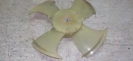 Крыльчатка вентилятора радиатора кондиционера Honda HR-V (1998-2005)